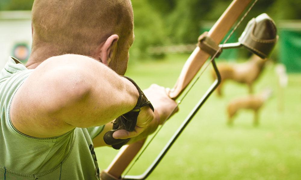 Bow-Embodiment und Naturcoaching mit Jugendlichen