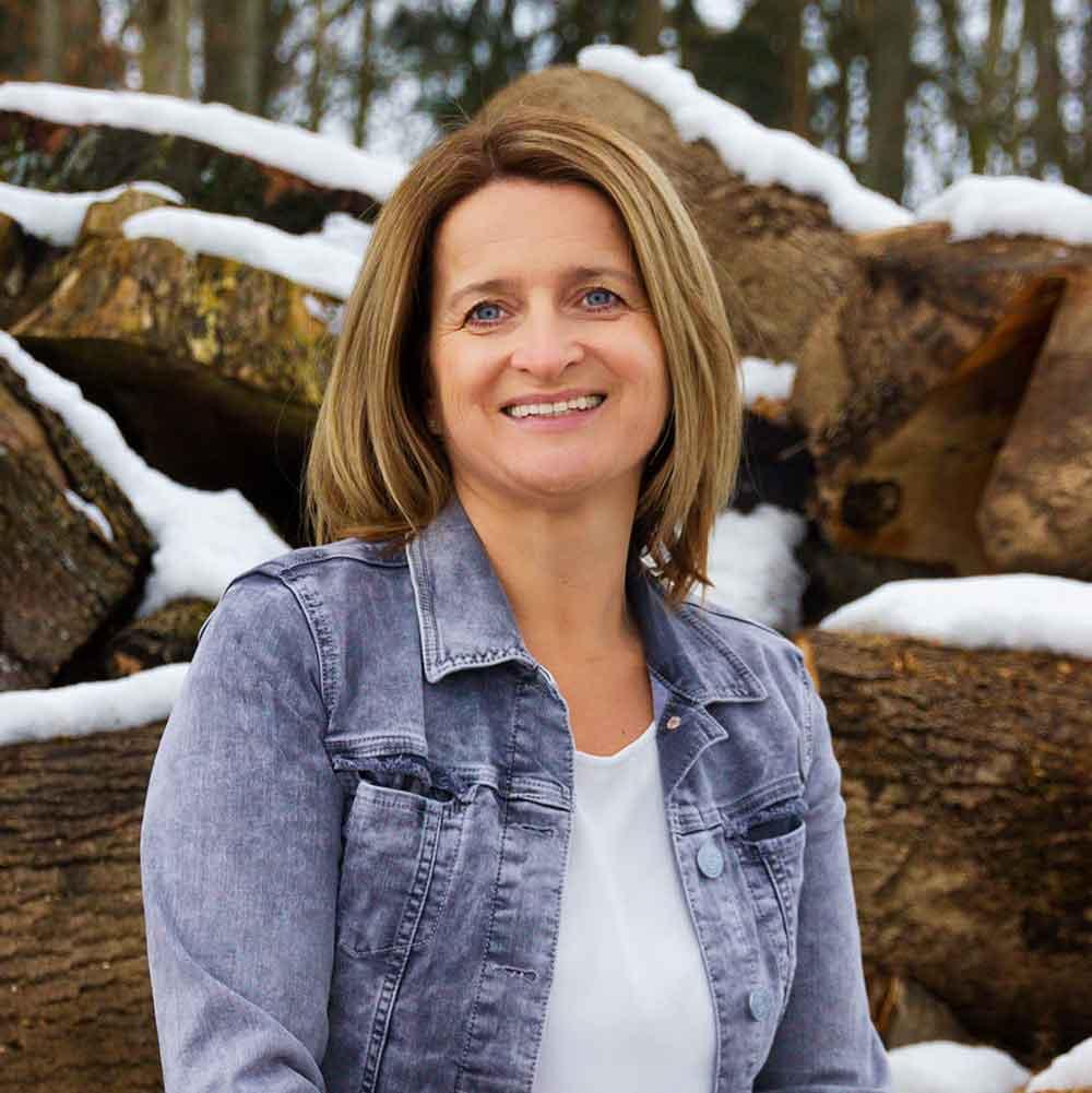 Sandra Kalista, Dozentin für Resilienztraining